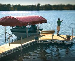 Lund Kit Dock